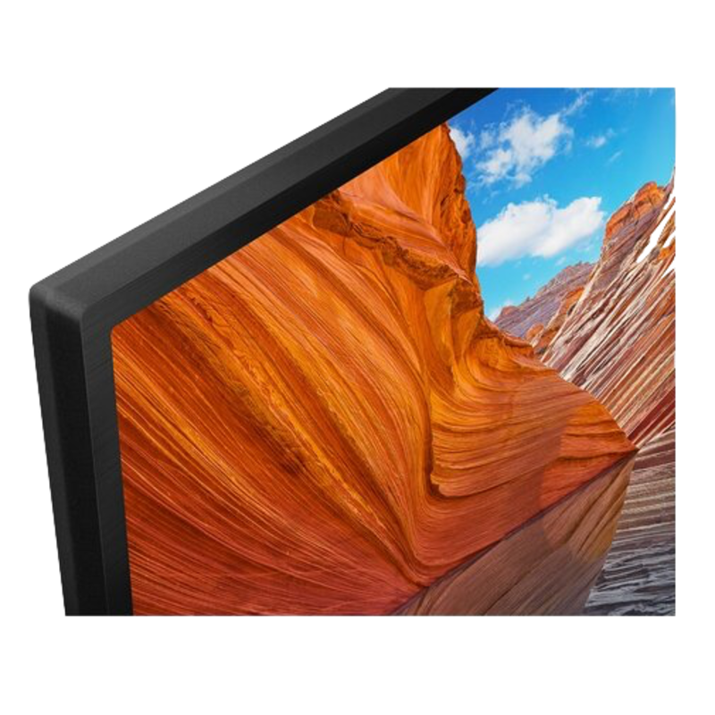 65-inch 4K BRAVIA X80J Series LED-backlit Smart TV