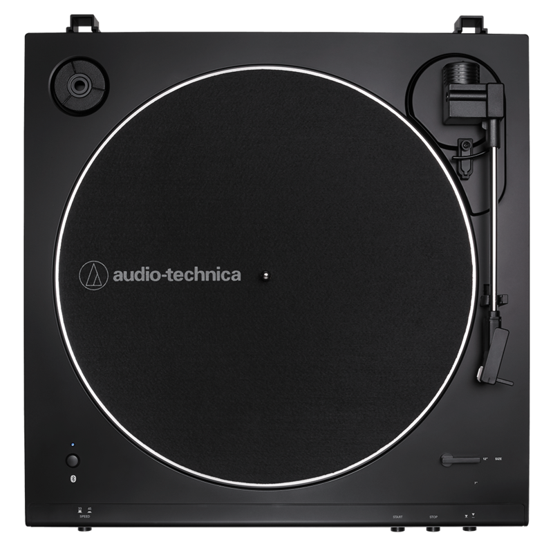 Fully Automatic Wireless Belt-Drive Turntable w/Bluetooth