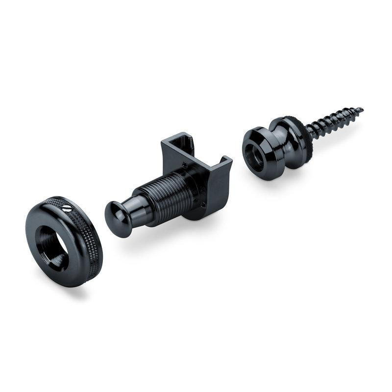 S-Lock  Strap Locks - Black