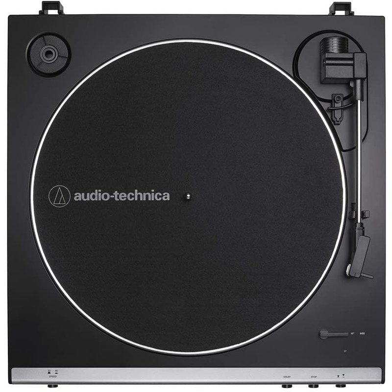 Fully Automatic Belt-Drive Turntable