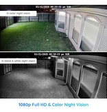 Reolink Lumus Outdoor WiFi Camera with Motion Spotlight