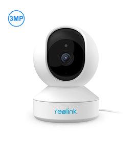 Reolink E1 3MP Indoor WiFi Pan-Tilt Camera
