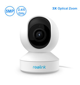 Reolink E1 ZOOM 5MP Indoor WiFi PTZ Camera