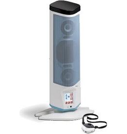 FrontRow Juno Tower system, Bluetooth, w/ Pendant Teacher Mic