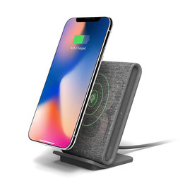 iOttie iON Wireless Fast Charging Stand Qi 10W Grey