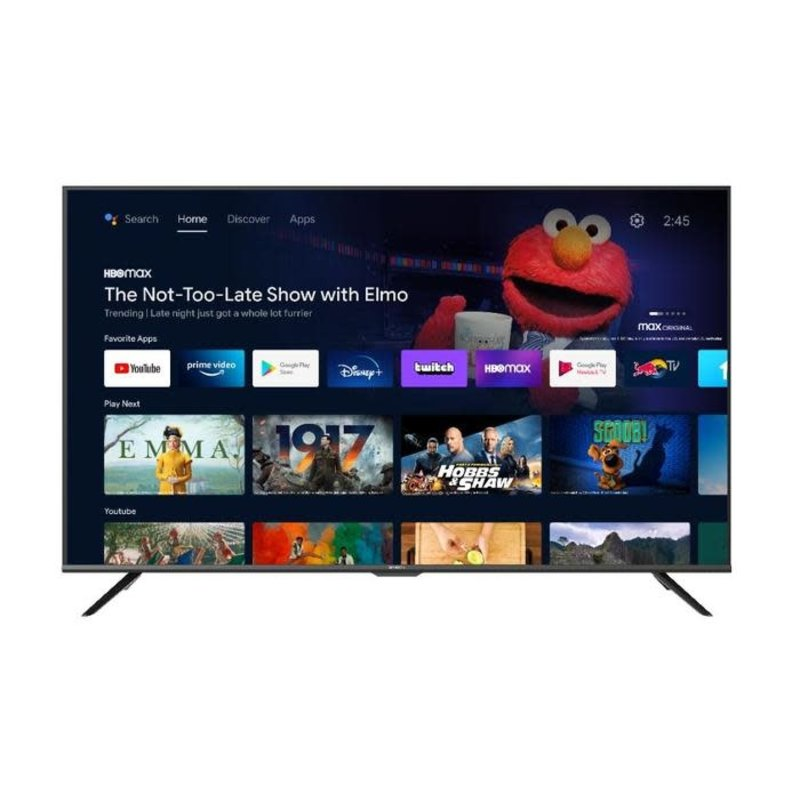 Skyworth 55-Inch 4K UHD Android TV Powered by Google