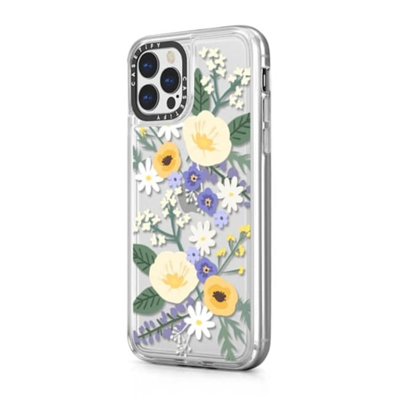 Grip Case Veronica Violet Floral Mix for iPhone 12/12 Pro