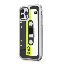 Casetify Grip Case Mixtape Neon Remix for iPhone 12/12 Pro