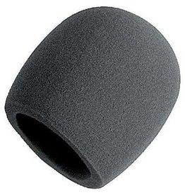On-Stage Stands Foam Windscreen - Black