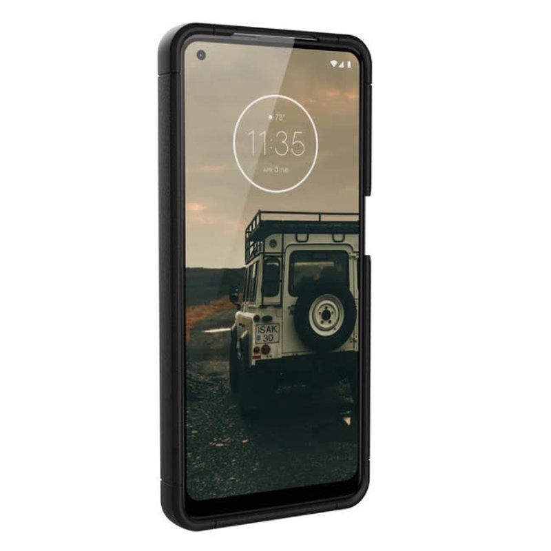 UAG - Scout  Case for Motorola Moto G Power -  Black