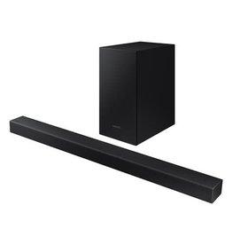 Samsung 2.1 Channel Bluetooth Sound Bar and Wireless Subwoofer