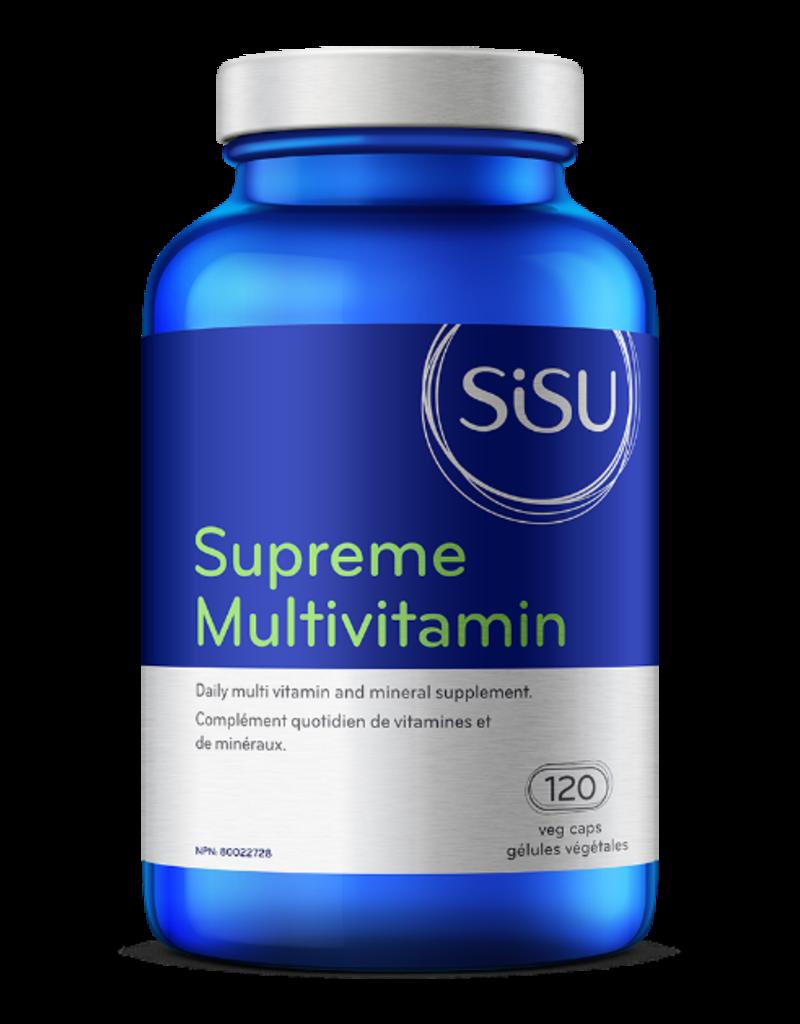 Suppléments SUPREME MULTIVITAMIN + FE