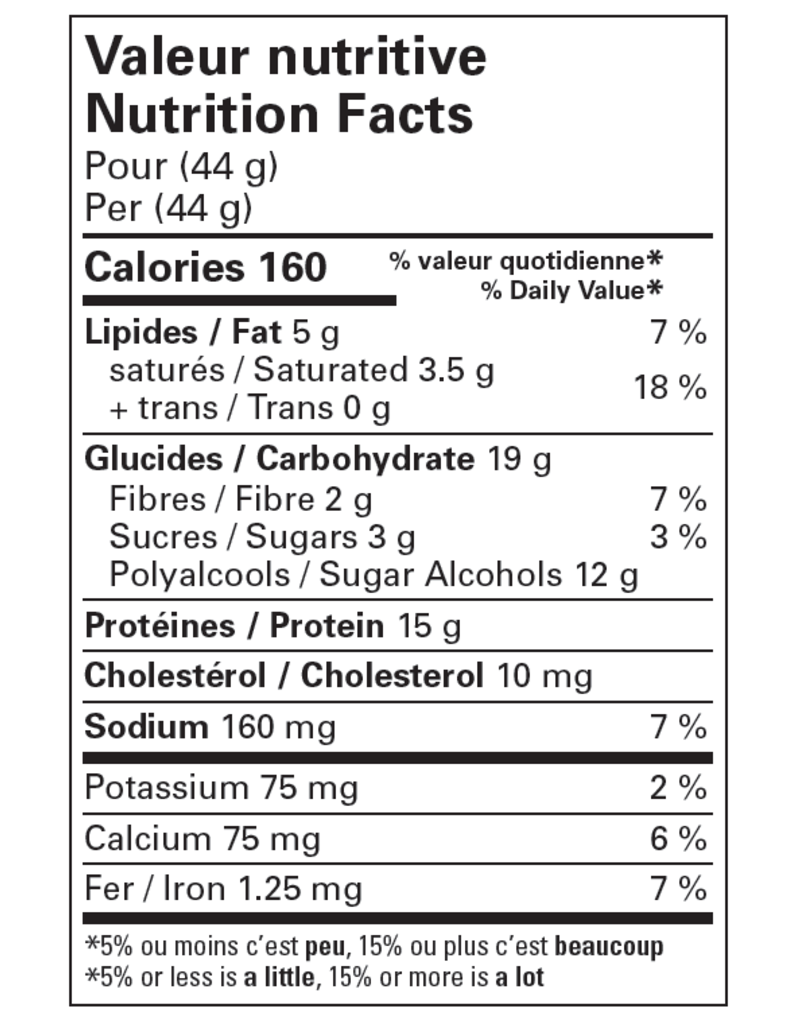 Protidiet Box (1 x 7) COOKIES AND CREAM PROTEIN BAR