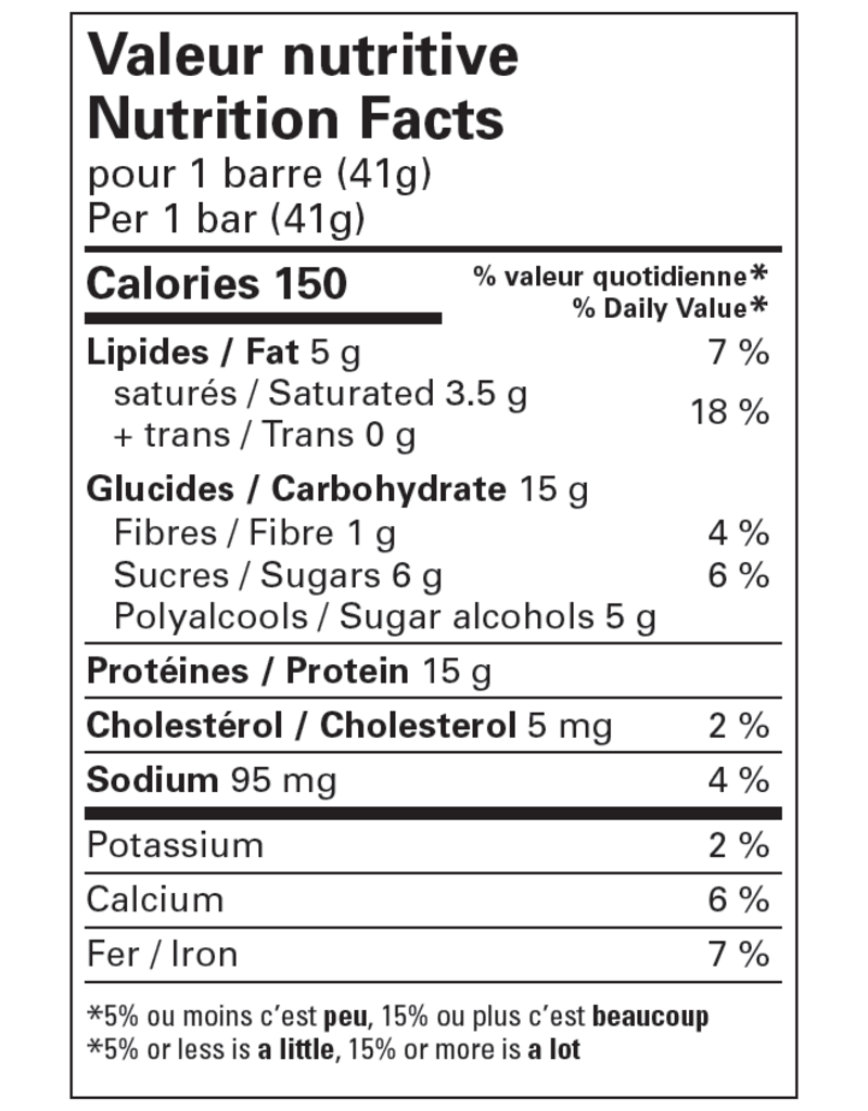 Protidiet Box (1 x 7) CARAMEL SUPREME BAR