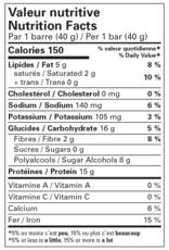 Protidiet Box (1 x 7) CRISP CARAMEL CEREAL BAR