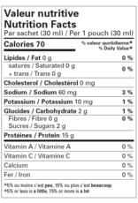 Protidiet Box (1 x 7) COOL RASPBERRY CONCENTRATED DRINK