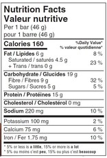 Proti-Bar Box (1x7) CHOC-A-LOT PROTEIN BAR