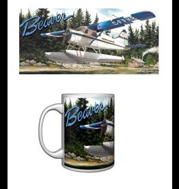 Tasse céramique du deHavilland Canada DHC-2 Beaver