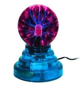 "Boule plasma 3"" mauve"