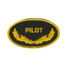 Crest Pilot, Oval Shaped