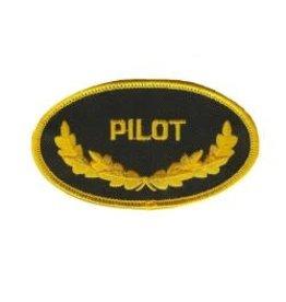 Écusson brodé 'PILOT'