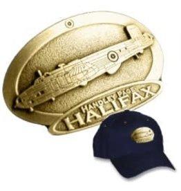 Cap Brass Handley Page Halifax