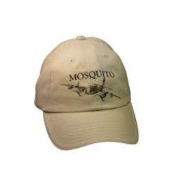 Casquette imprimée du de Havilland Mosquito