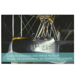 Livret de cartes postales du Musée de l'aviation et de l'espace du Canada