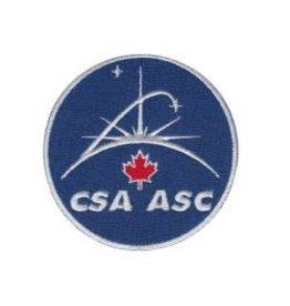 Écusson Agence spatiale canadienne