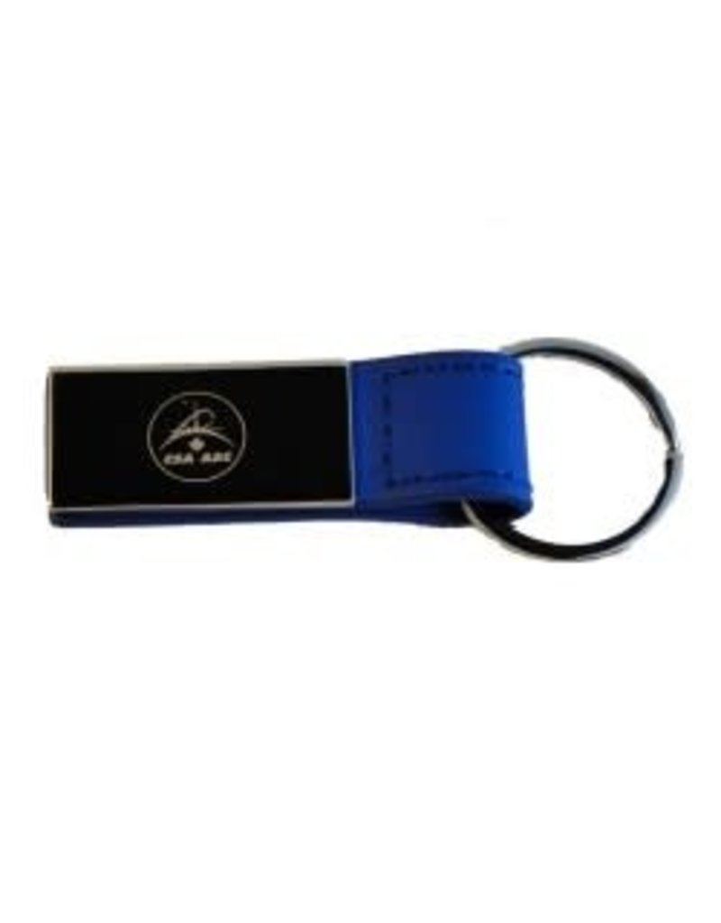 CSA Keychain Leatherette