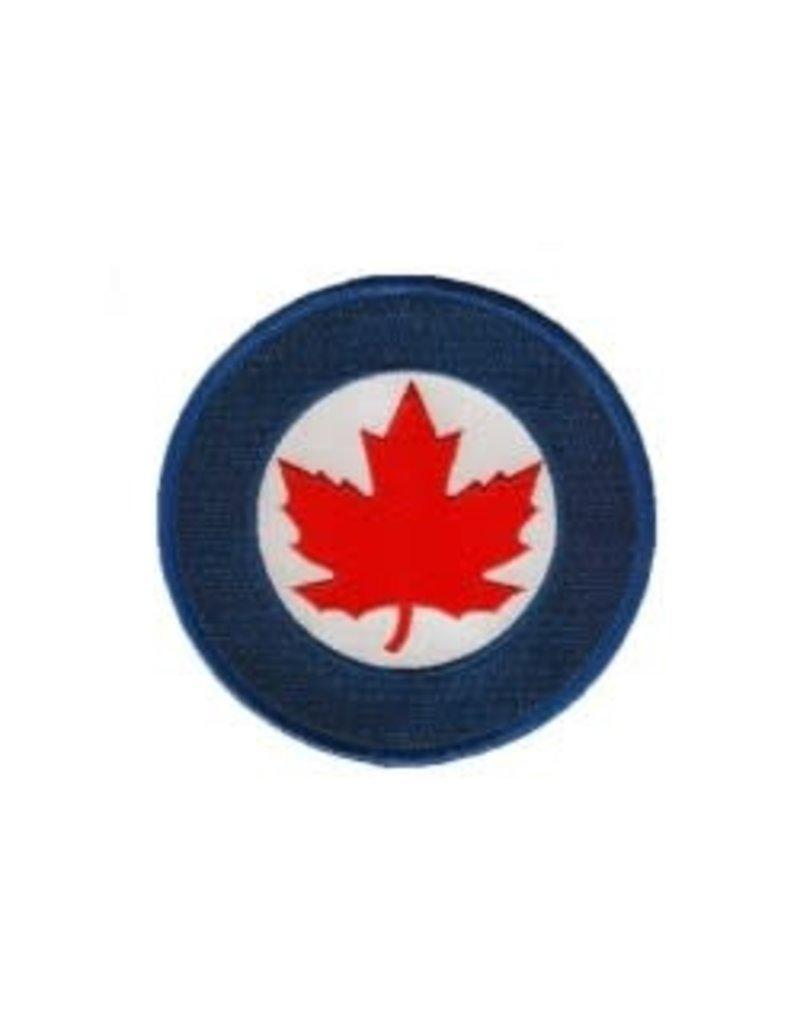 Écusson brodé du Rondel de l'Aviation royale canadienne