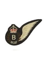 Écusson brodé Aile 'RCAF Bomber'