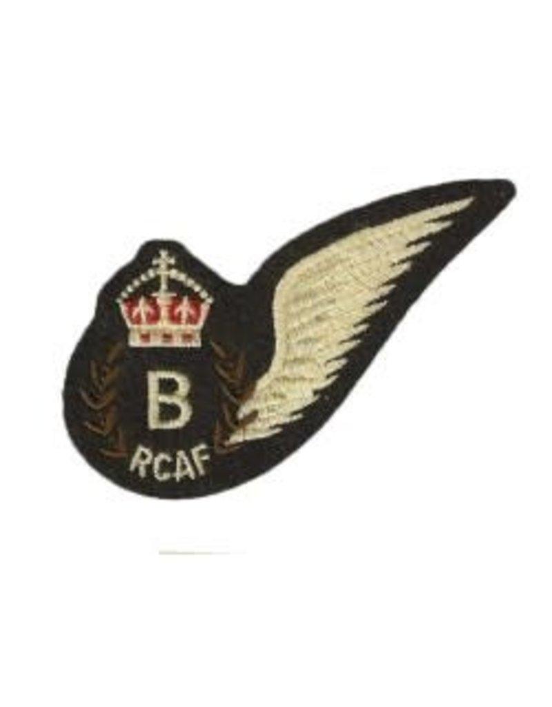 Crest Bomb Aimer Wing