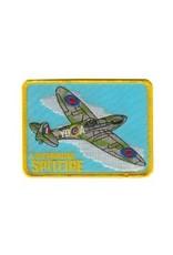 Écusson brodé du Supermarine Spitfire