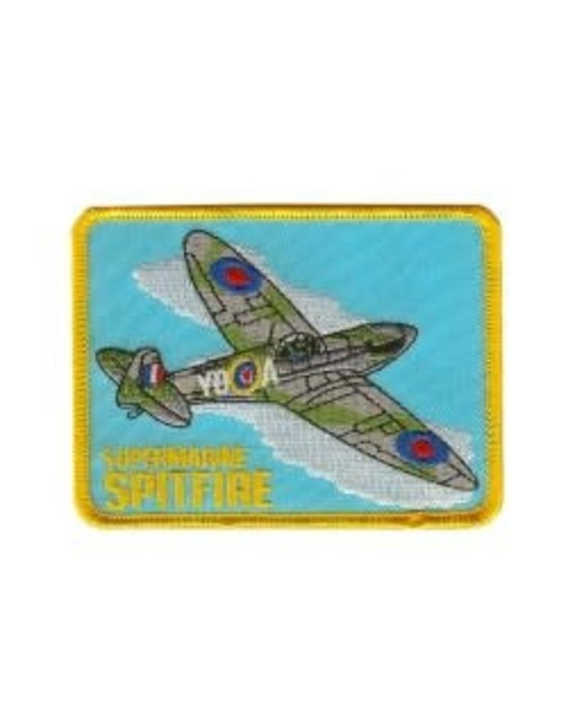 Crest Supermarine Spitfire