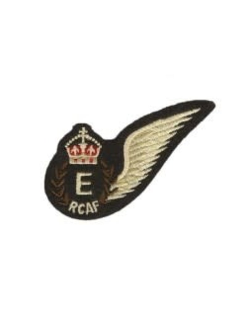 Écusson 'RCAF Engineer Wing'