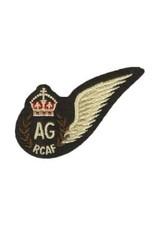 Écusson Aile 'RCAF Air Gunner'