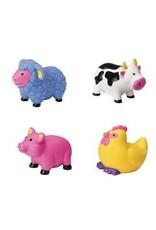 Bath Squirter Farm Animals