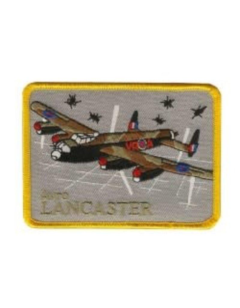 Écusson brodé du Avro Lancaster