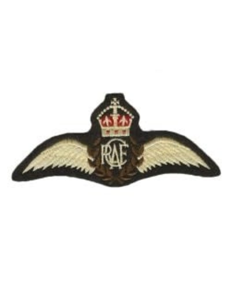 Crest RCAF Pilot Wing