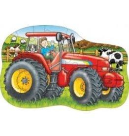Puzzle Floor - Big Tractor