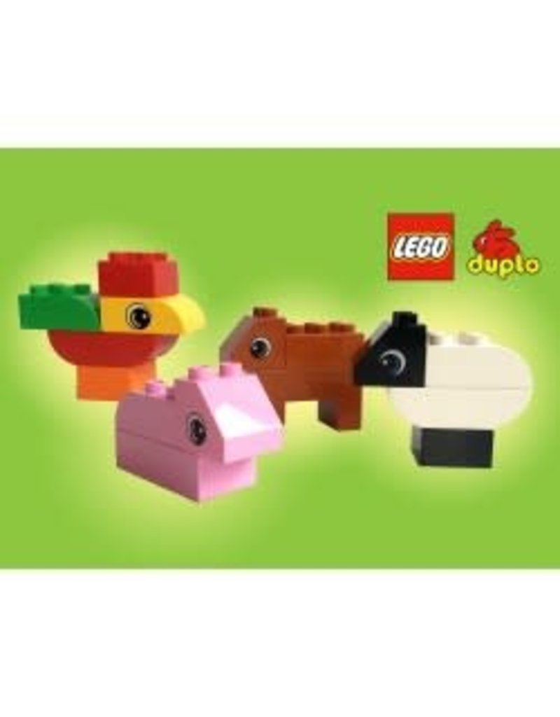 LEGO ® DUPLO® La Ferme