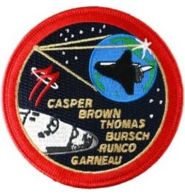 Crest Mission STS-77
