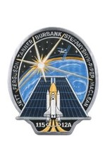 Crest Mission STS-115