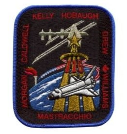 Crest Mission STS-118