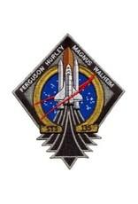 Crest STS-135  - Ferguson, Hurley