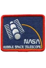 Crest NASA Hubble Space