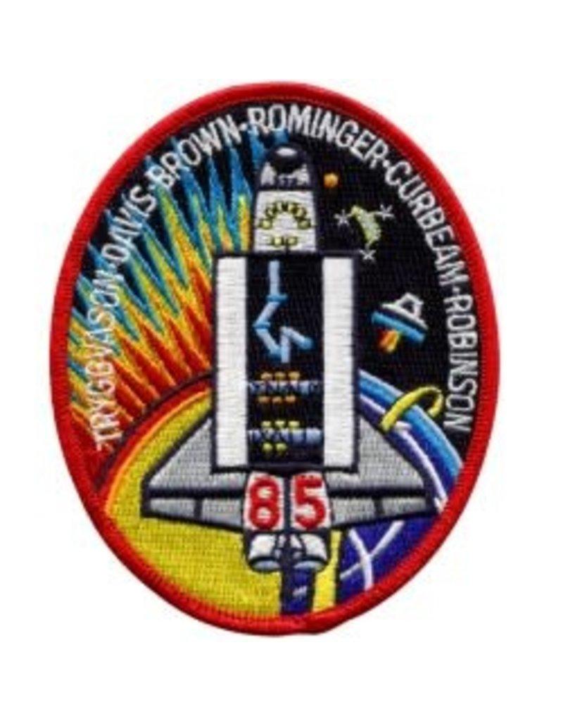 Crest Mission STS-85