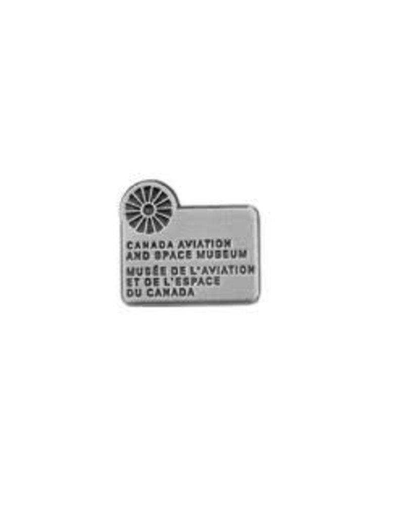 CASM Sparta Lapel Pin Pewter