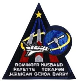 Crest Mission STS-96